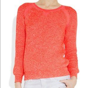 Sandro Sensation Knitted Sweater